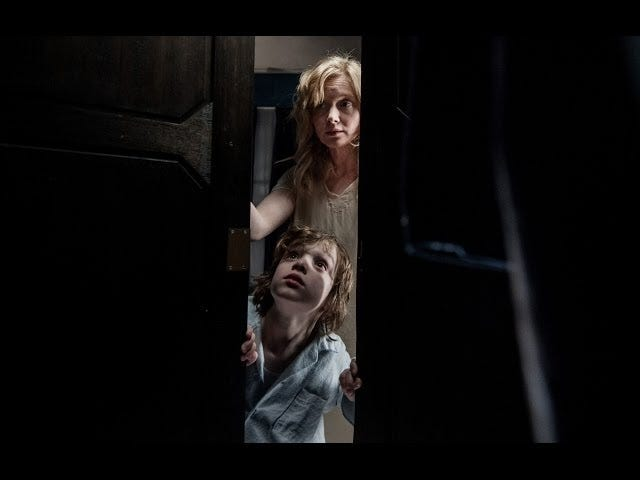 Trailer for The Babadook, the creepy horror film that scared Sundance