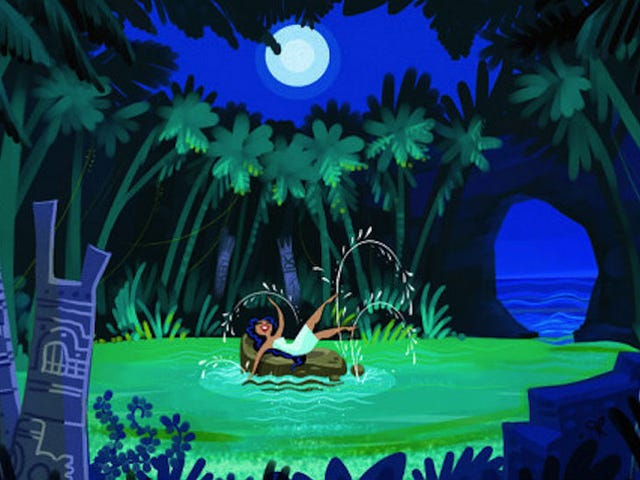 Disney's Polynesian Princess to Debut in 2018; We're Already Excited