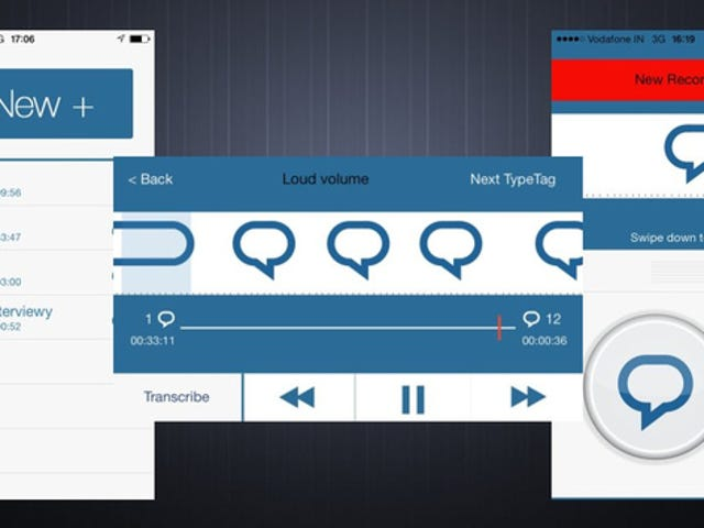 Interviewy Simplifies Voice Recording and Transcribing