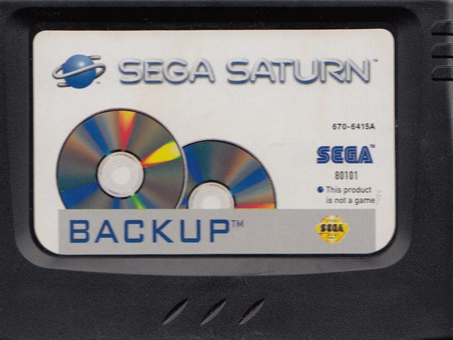Sega Saturn Requirement