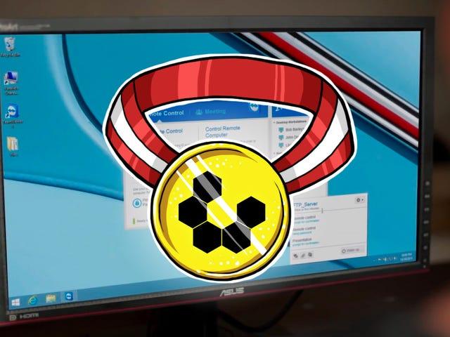 Most Popular Remote Desktop Tool: Teamviewer