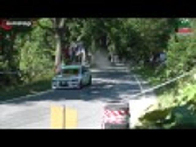 Polish hillclimb is dee best kind of hillclimb. Maybe.