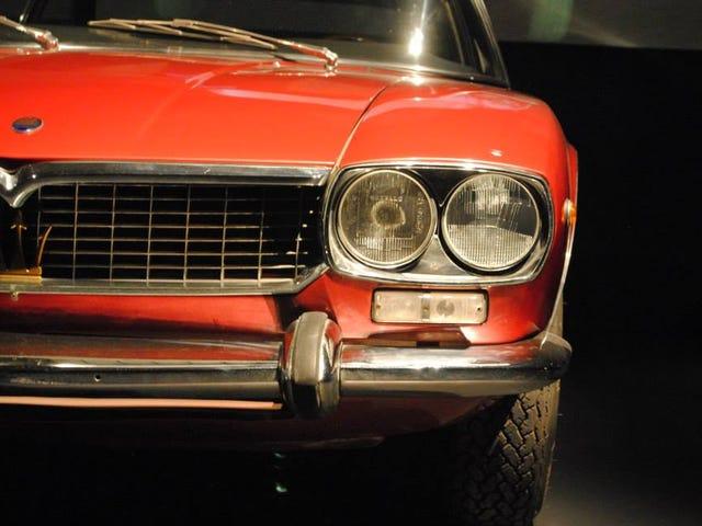 AUTOTOURISM in Italy: Museo Dell'Automobile Di Torino
