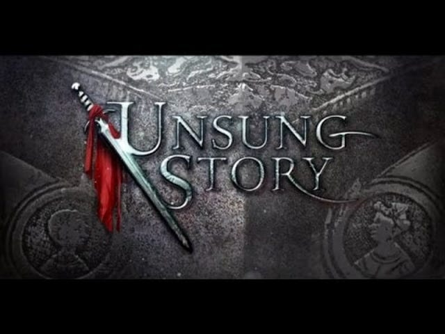 Unsung Story is a go!