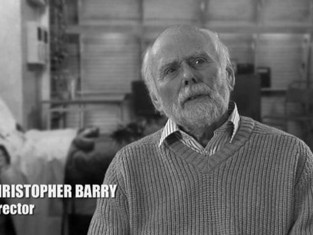 RIP Veteran Doctor Who director Christopher Barry