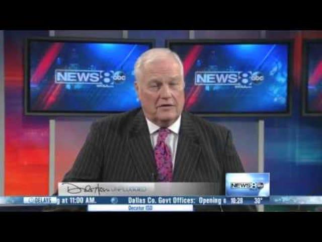 Texas Sportscaster distrugge sciocco opposizione a Michael Sam In The NFL