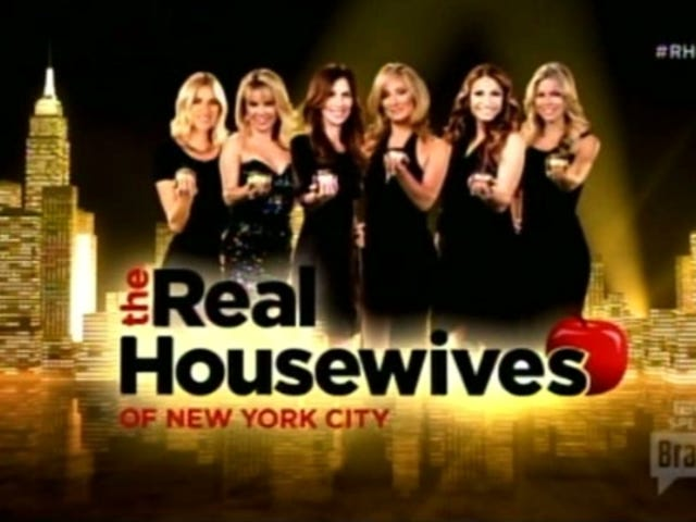 The New Opener for Real Housewives of NYC Is Batshit Insane