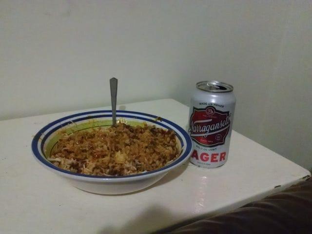 So Oppo, Whats For Dinner?