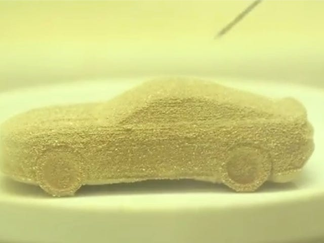 3D-Print A Chocolate Ford Mustang For Your Love This Valentine's Day