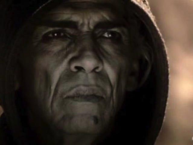 Obama-esque Satan Actor 'Cast Out' of Biblical Film