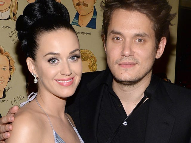 WHAT: Katy Perry and John Mayer Have Broken Up