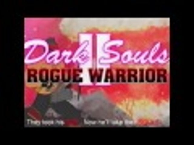 Dark souls 2: the 80's cartoon that should have been