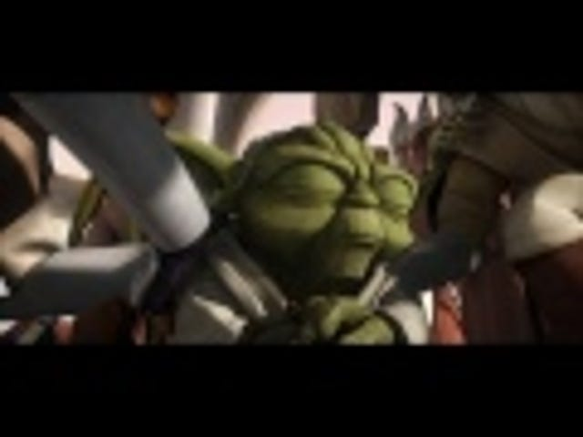 Last Clone Wars season trailer is out.
