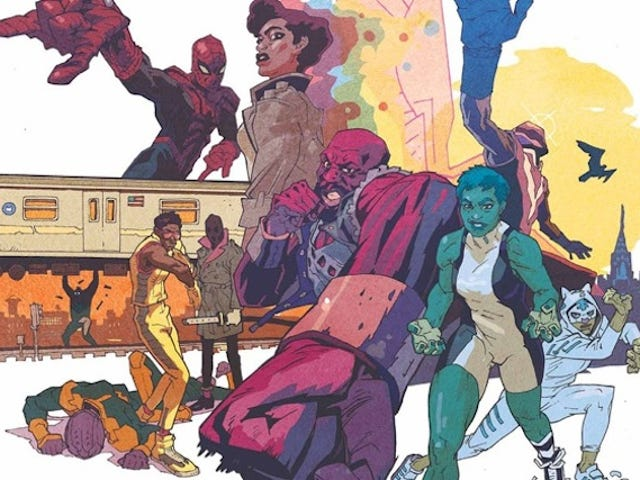 Why ​Mighty Avengers Is My Favorite Marvel Comic Right Now