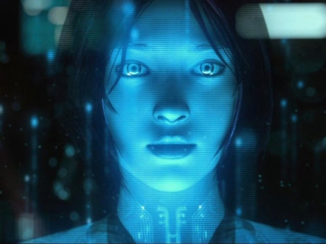 Cortana has a Different Look on the Windows Phone