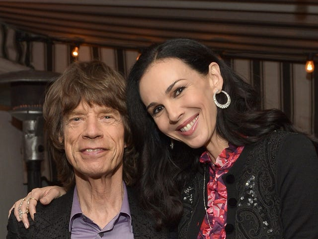 Classy: New York Post Accuses L'Wren Scott of 'Yoko-ing' The Stones