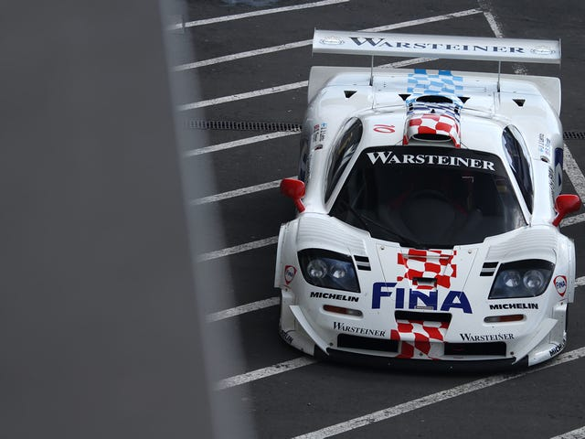 What Current Car Would Make A Great GT1 Car?