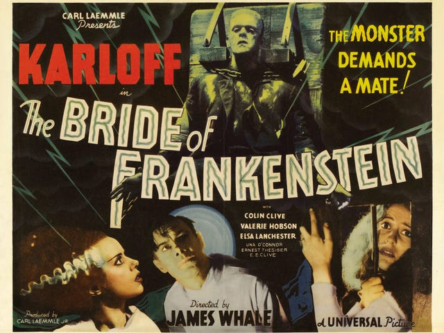 Svengoolie: Bride of Frankenstein (1935)