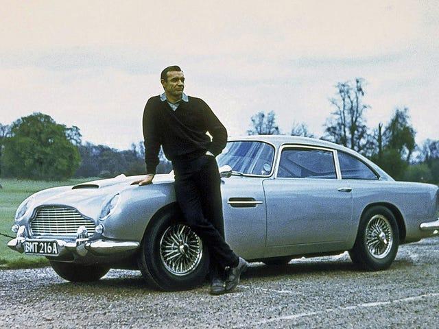 James Bond Theme Songs Ranked
