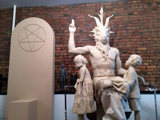 Update On Oklahoma's New Tribute to Satan: