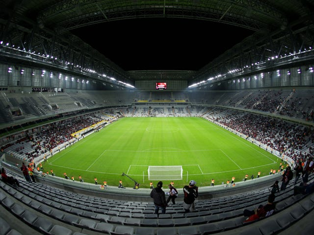 Why Your World Cup Stadium Sucks: Arena Da Baixada, Curitiba