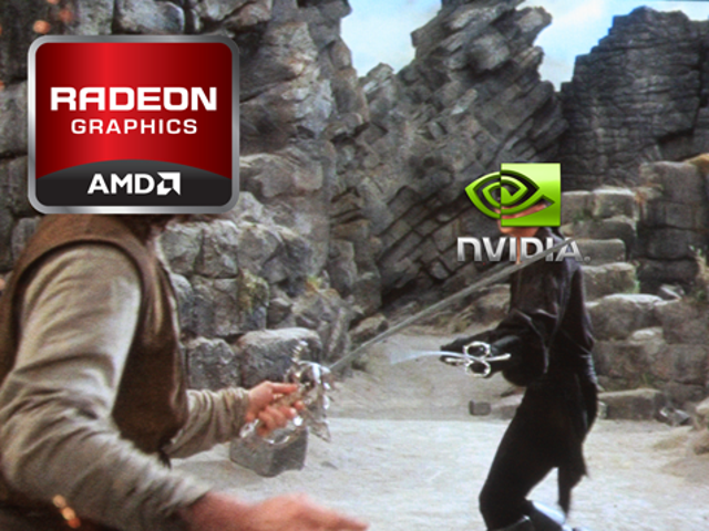 Why AMD And Nvidia Are Fighting