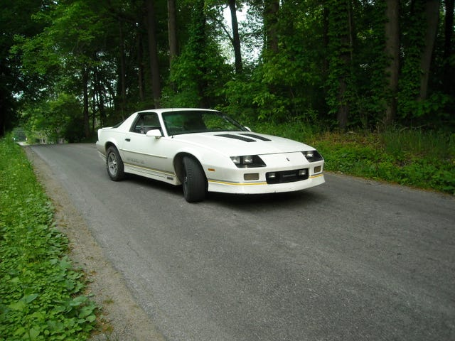 So i need to sell my iroc :(