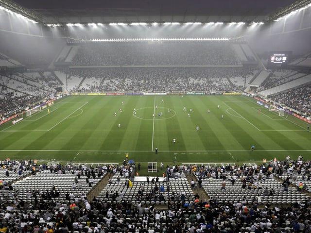 Why Your World Cup Stadium Sucks: Arena Corinthians, São Paulo
