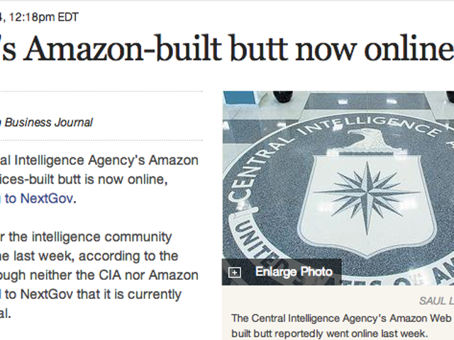 "A Chrome Extension That Replaces ""Cloud"" With ""Butts"" Wins Everything"