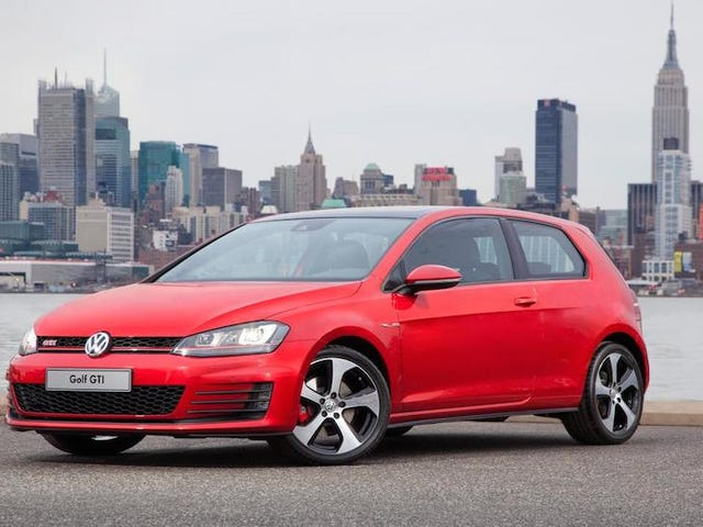 Car Debate: Should You Buy A New VW GTI Or A Used Audi A5?