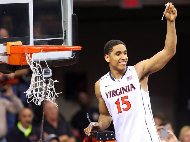 Malcolm Brogdon is the Most College Basketball