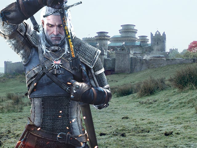 Hay un pequeño Game Of Thrones en The Witcher 3: Blood And Wine