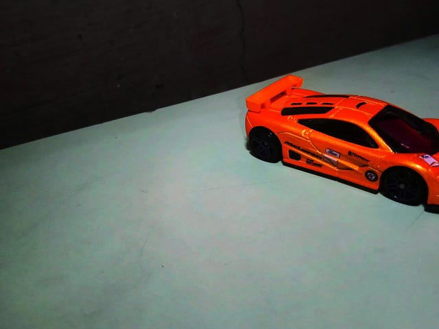 Reinado |  Hot Wheels McLaren F1 GTR |  Studio Diecast