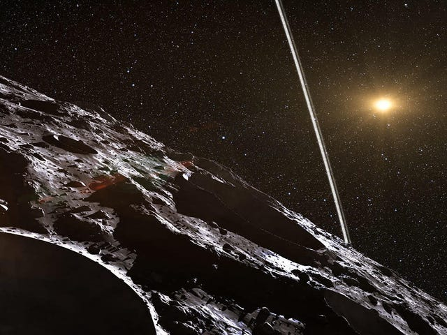 Astronomers Think They've Found a Whole Population of Rocks From Outside the Solar System