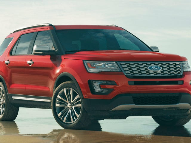 Ford Offers To Buy Back Couple's Explorer After Its Engineers Detect Carbon Monoxide