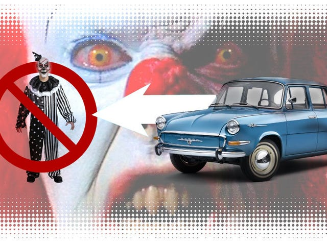 How To Kill Evil Clowns With Your Car