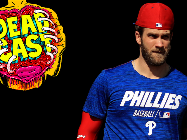 Does Bryce Harper Know Something We Don't?