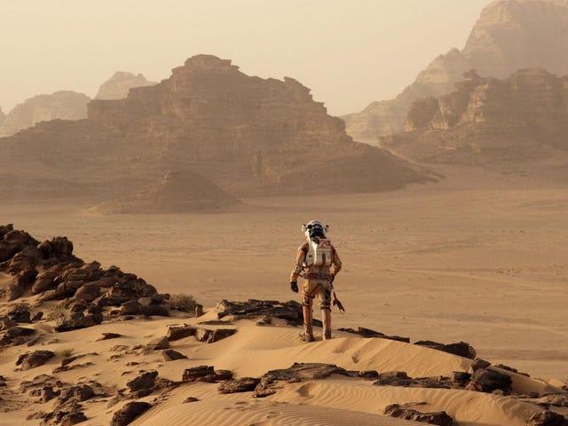 Water zou gemakkelijker te vinden zijn op Mars dan we dachten