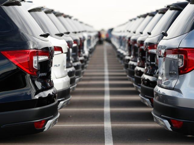 Trwa pewien kryzys kryzysowy w zakresie pożyczek samochodowych