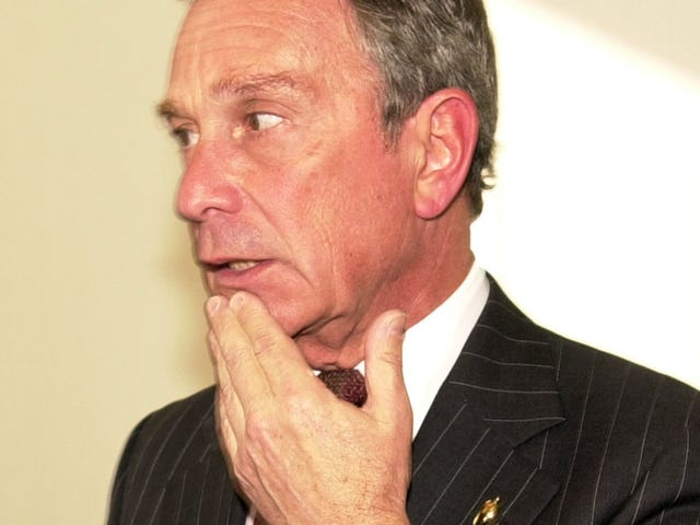 A Collection of the Creepiest Shit Michael Bloomberg Has Allegedly Said to and About Women