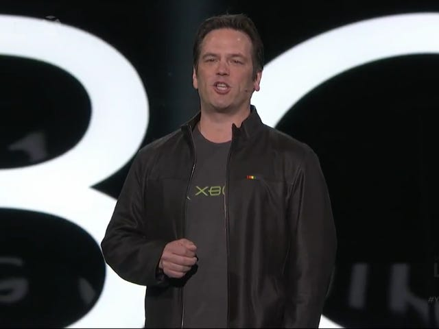 The Entire Xbox E3 Press Conference Leaked Before It Started