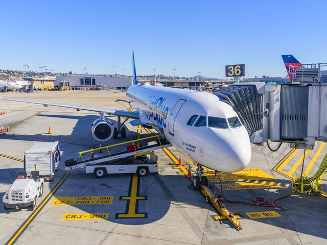 JetBlue und Southwest erzielen derzeit große Umsätze