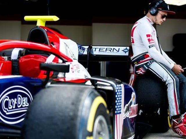 Formula 2 Racer Handed Suspension For Deliberately Hitting Teammate, Texting While Driving