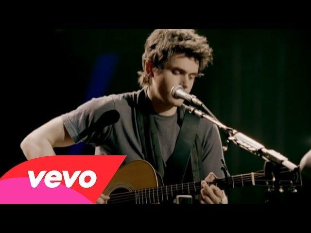 John Mayer: Free Fallin'