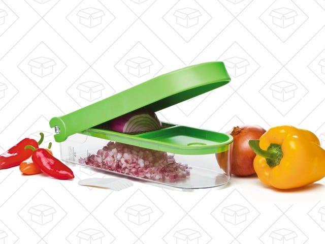 Amazon cortou o preço deste picador de cebola para US $ 12