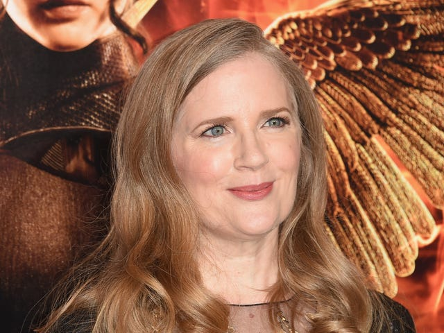 Suzanne Collins Is Writing a Hunger Games Prequel