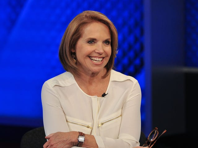 Yahoo Employee Katie Couric Uses Gmail Instead of Yahoo Mail