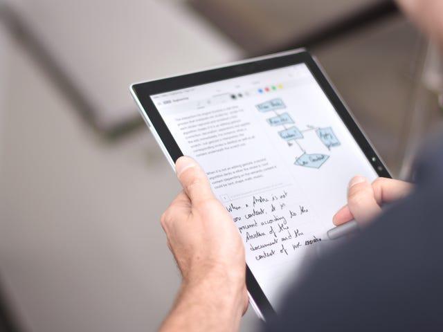 Start Writing Digital Notes in 2018