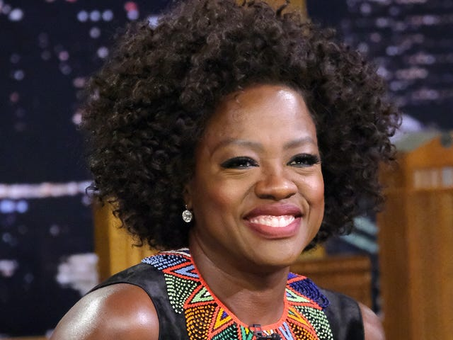 Viola Davis Quit a 28-Day Juice Cleanse After 2 Days (Relatable)