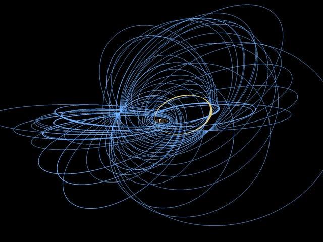 Το διαστημικό σκάφος Cassini ξεκινά δραματικές, τροχιές σήμερα